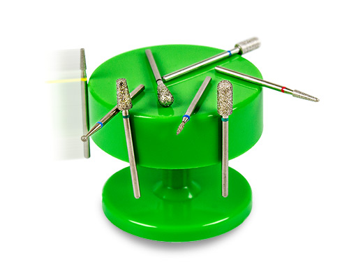 Nailtechnik Magnetic Holder green