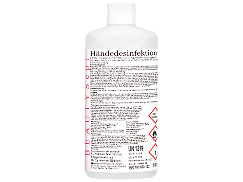 BEAUTYSept Hand Disinfectant 500ml