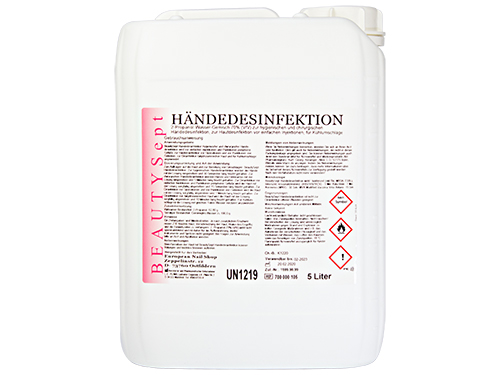 BEAUTYSept Hand Disinfectant 5000ml
