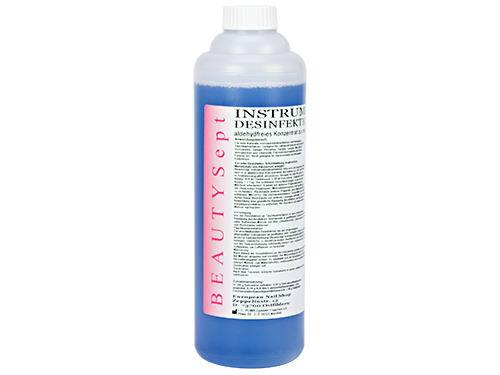 BEAUTYSept Instrument Disinfectant Forte 500ml