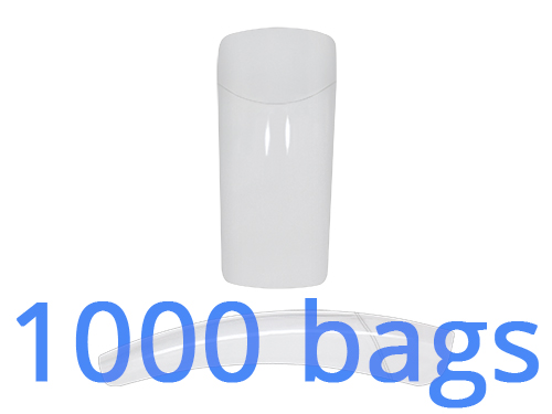 50.000 MasterBag ENF11 Tips #Mix clear