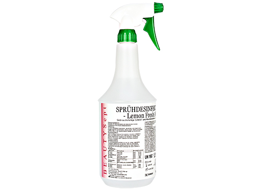BEAUTYSept Spray Disinfectant 1000ml