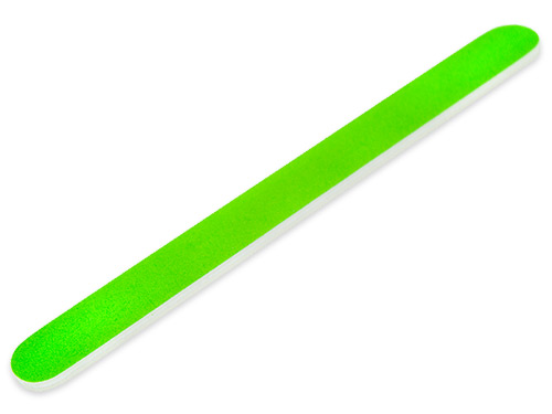Premium File 180/240 Straight neon green