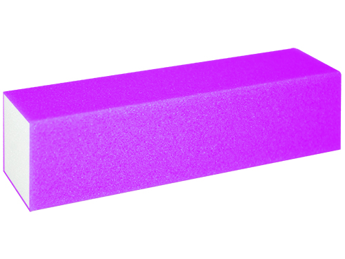 Buffer SandingBlock 120 neon purple