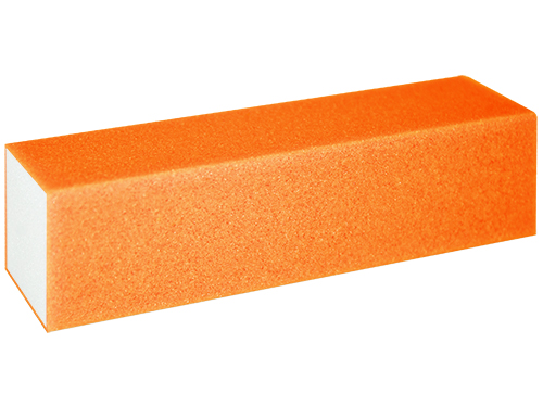 Buffer SandingBlock 120 neon orange