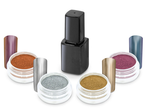 Mirror Chrome Pigment Sample 4 x 1g