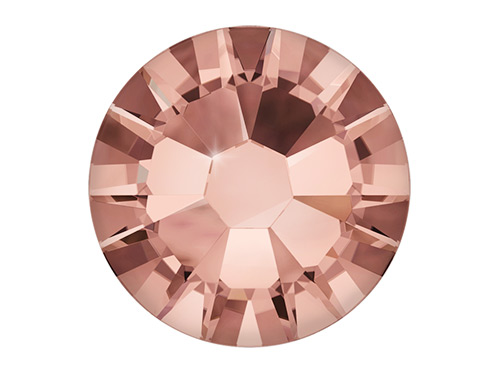 Swarovski® Crystal Xilion Rose blush rose 1.75mm