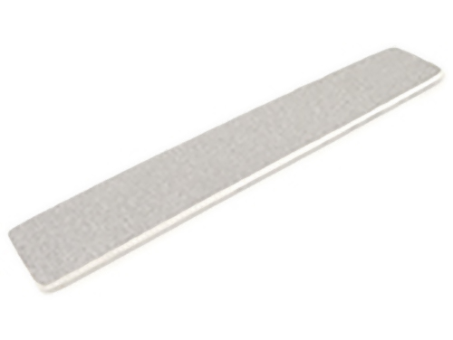 Premium File 100/180 Broad Straight silver