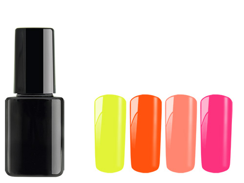 Shellac PolishGel Neon Sample 5 x 12ml