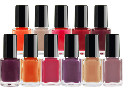 Nail polish basic, sample 11 x 12ml