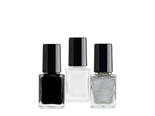 Nail polish basic, sample 3 x 12ml