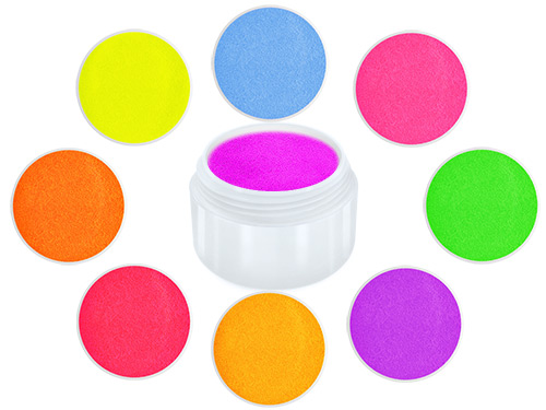 Acrylic Color Powder Sample 8 x 5 g