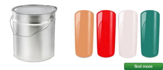 Color-Gel 1000ml | MADE IN GERMANY developed, produced and filled in Germany | European Nail Shop