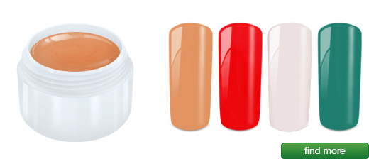 Color-Gel | MADE IN GERMANY developed, produced and filled in Germany | European Nail Shop