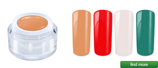 Color gel 5ml, acryltiegel | MADE IN GERMANY developed, produced and filled in Germany | European Nail Shop