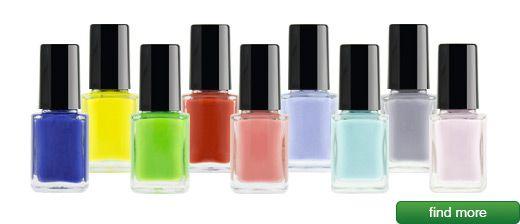 Nail polish 12ml   Made in Germany   ENS - European Nail Shop
